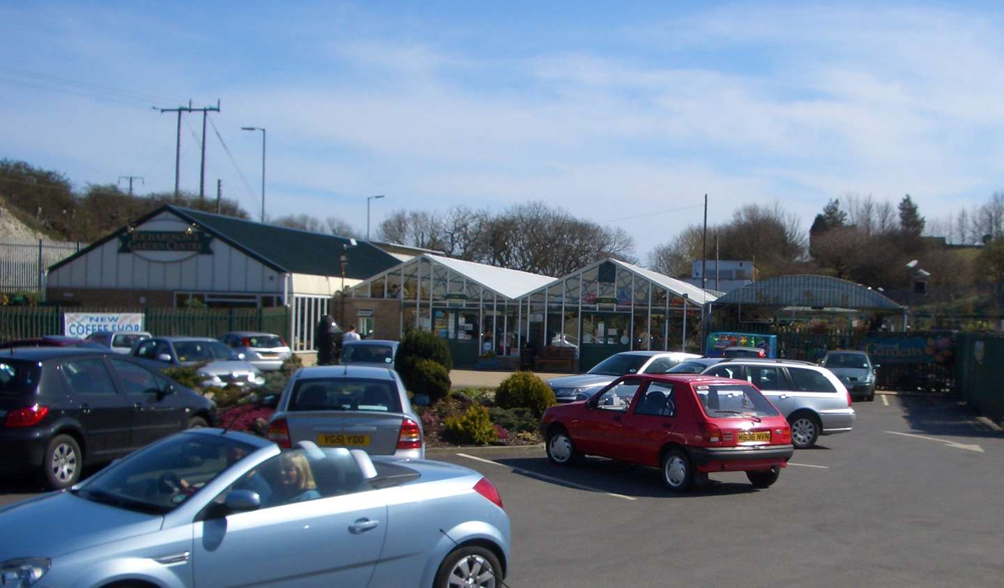 All About Richardson's Garden Centre