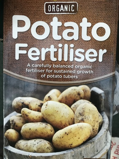 Vitax Potato Fertiliser - 1KG