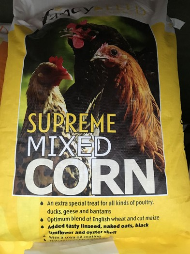 Fancy Feeds Supreme Mixed Corn 5kg