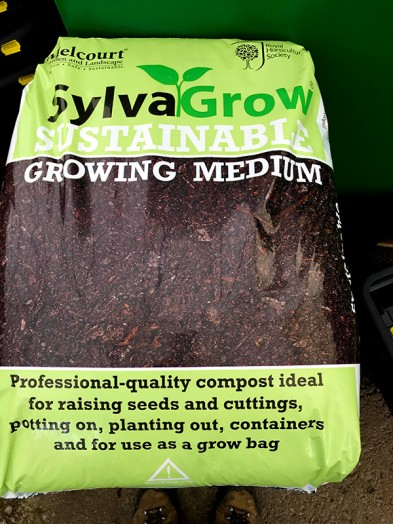 Sylvagrow Peat free Multi purpose compost 50ltr