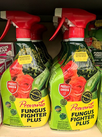 Fungus Fighter plus 1ltr ready to use spray