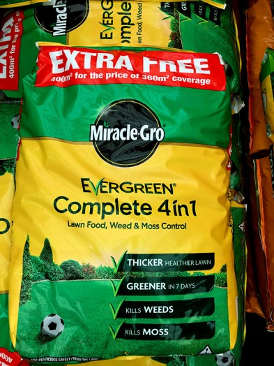 Evergreen Complete feed/ weed/ mosskill