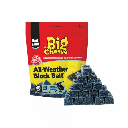 All weather bait blocks 15 Pack