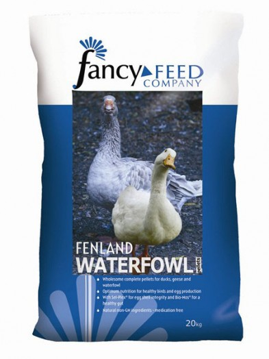 Fancy feeds Fenland waterfowl 20kg