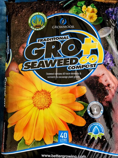 40ltr Seaweed enriched compost 3 for £10