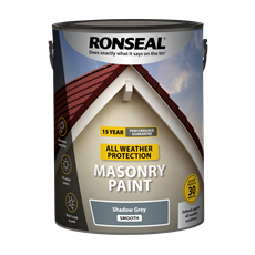 Ronseal All Weather Masonry Paint 5LTR